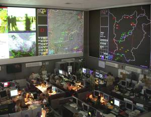 Hanscom Air Force Base Air and Space Operations Centre (USAF)