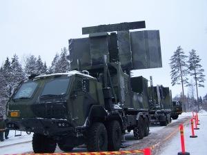 Finland Air Force GM-403 (ChainHomeHigh)