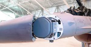 RACR Radar on F-16C (Raytheon)