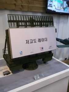 LIG Nex-1's Medium Range Air Defence Surveillance Radar (ChainHomeHigh)